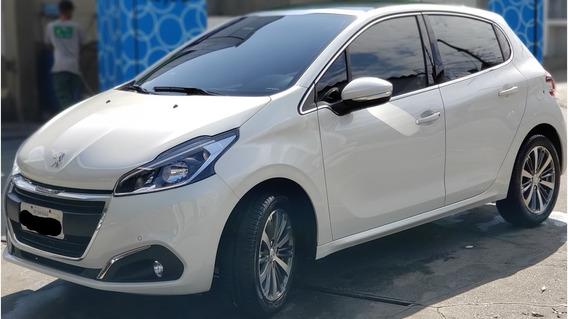 Peugeot 208 - 1.6 16v Griffe Flex Autom Cambio 6 Velocidades
