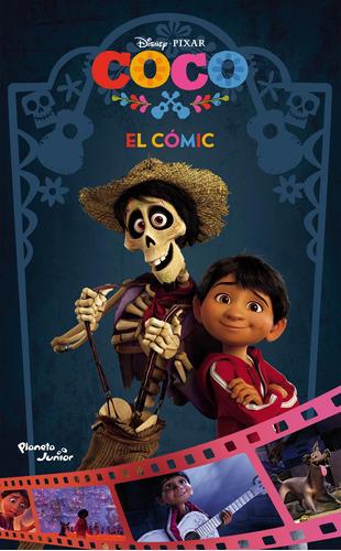 Imagen 1 de 3 de Coco. El Cómic De Disney - Planeta Junior