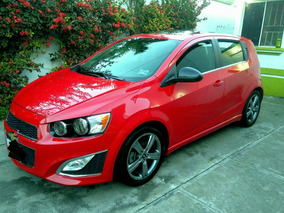 Chevrolet Sonic 1.4 Sonic - Rs L4 T Man At 2015