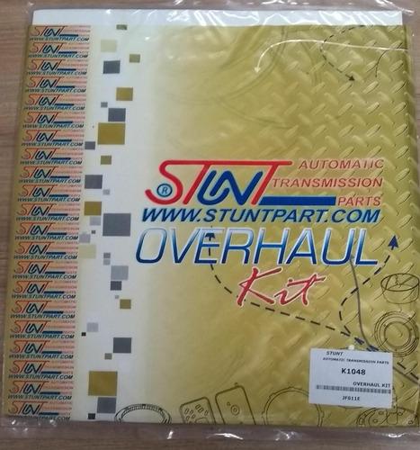 Kit De Sellos Caja Camry 2007 - 2008 U660e