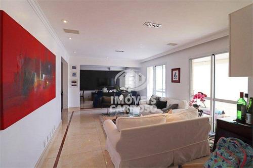 Apartamento Com 4 Dormitórios À Venda, 174 M² Por R$ 1.710.000 - Vila Leopoldina - São Paulo/sp - Ap18980