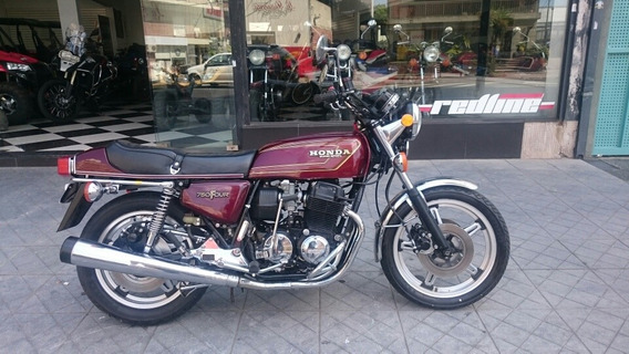 Honda Cb 750 Four F2 Super Sport 1978