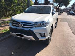 Toyota Hilux Srx At 2016 Cuero