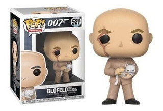 Figura Funko Pop! Movies James Bond Blofeld - Jeph Loeb