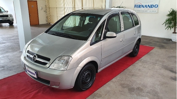 Meriva 1.8 8v Manual Gasolina 4p