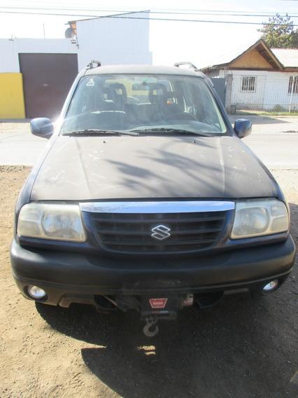 Suzuki Grand Vitara 1998 - 2005 En Desarme