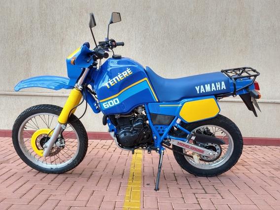 Yamaha Teneré 600