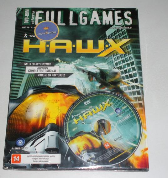 Hawx Combate Vôo Fullgames ¦ Jogo Pc Original Lac ¦ M Física