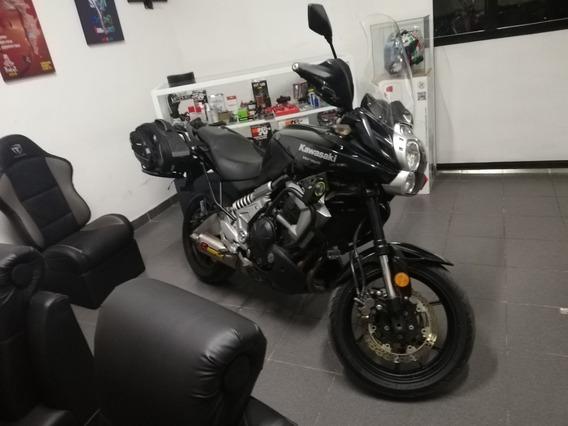 Kawasaki Versys 650cc Modelo 2010