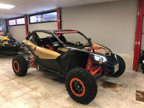 Can-am Maverick X3 Xrs 2017 ( Polaris Rzr Turbo Yxz Yamaha )