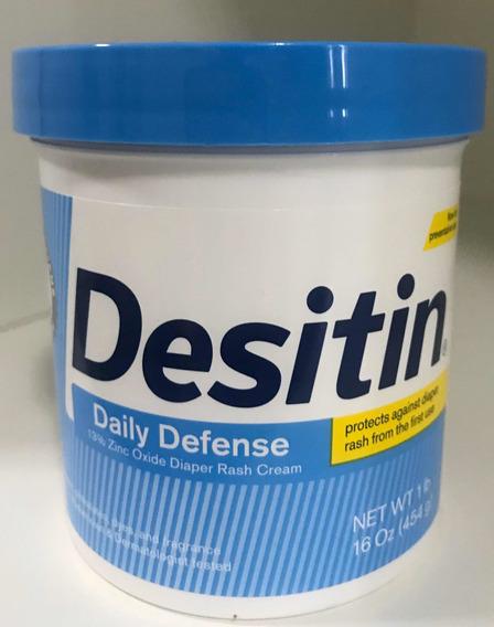Pomada Desitin Azul - Daily Defense - Nova Formula