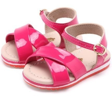 Sandália Molekinha Menina Infantil 2119.310 Pink