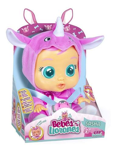 Muñeca Bebés Llorones Fotorama