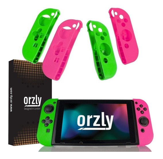 Funda X4 Nintendo Switch Silicona Joy Con