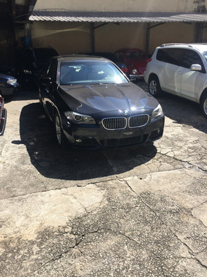 Bmw 535 I 2012 Blindado
