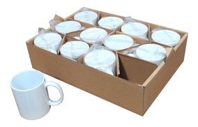 Caixa De Caneca Para Sublimação Cerâmica Classe A 325ml 12un