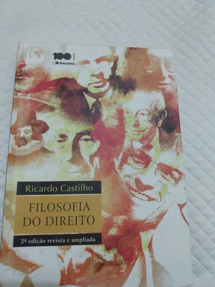 Livro Filosofia Do Direito - 2ª Edição