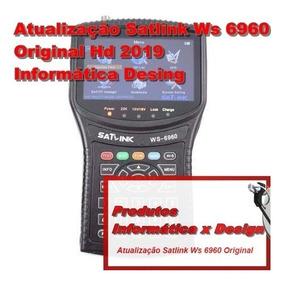 Atualização Satlink Ws 6960 Original Hd 2019