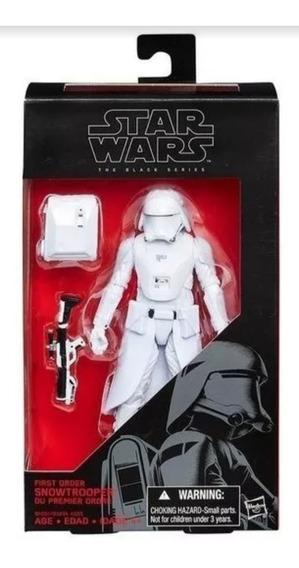 Snowtrooper, Star Wars, Black Séries, 6 , 1/12, First Order