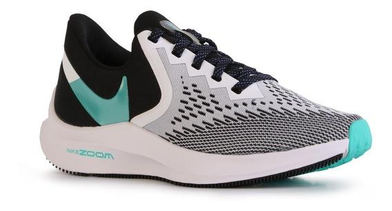Zapatillas Nike Zoom Winflo 6 Wns Dama Oficial Multicolor