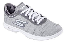Tenis Skechers Go Step Vast Feminino Original