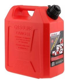 Galão De Combustível 10 Litros Com Bico E Válvula