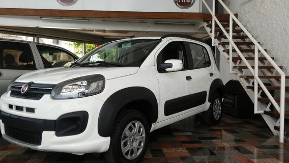 Nuevo Fiat Uno Way 2019 - Retira Con $153.000 O Tu Usado!