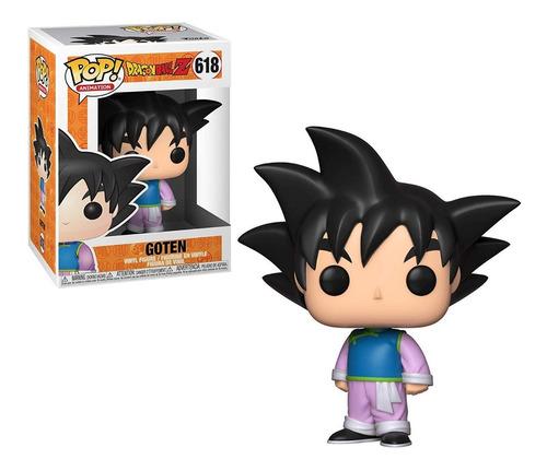 Muñeco Funko Pop 618 Dragon Ball Z Goten 39701 (5539)