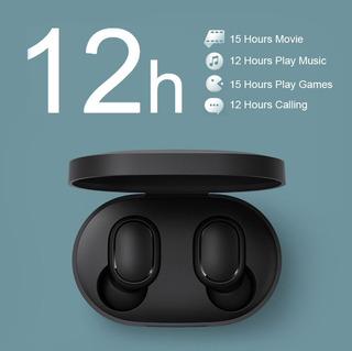 Fone De Ouvido Original Xiaomi Redmi Airdots Com Bluetooth