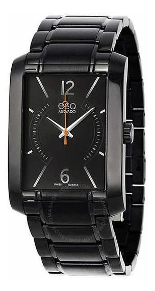 Relógio Movado Esq -07301411- Promocao Swiss Moviment