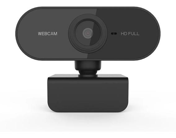 Webcam Full Hd 1080p Usb Para Pc Notebook - Pronta Entrega!