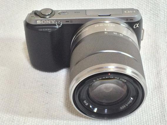 Câmera Fotográfica Sony Nex-c3