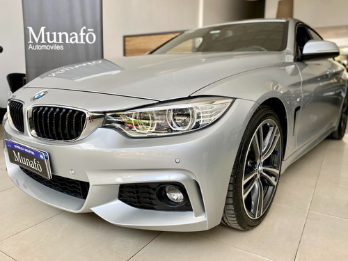 Bmw 440 Grand Coupe 2017