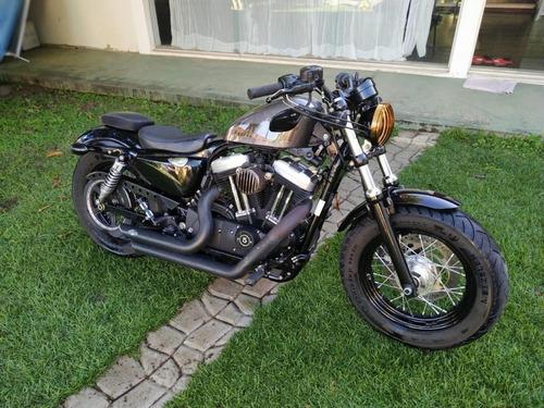 Imagem 1 de 7 de Harley Davidson Forty Eight 1200