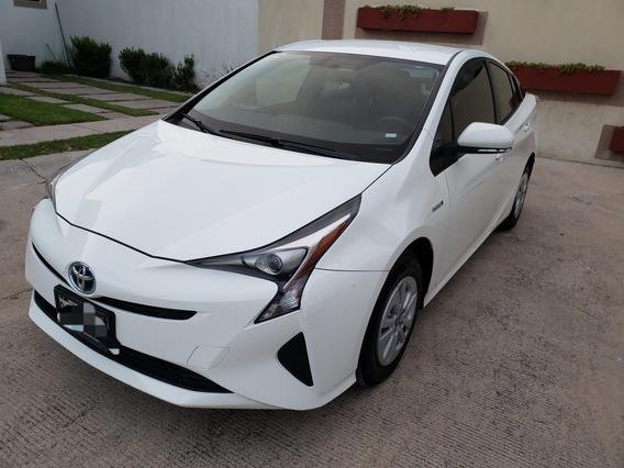 Prius Base 2016 Impecable Único Dueño