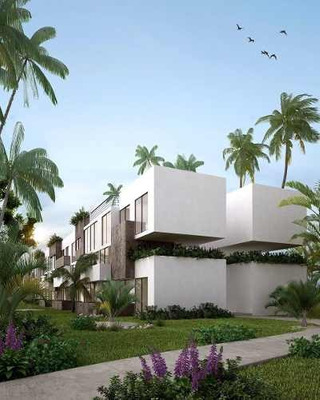 Venta Casa Anah Village Tulum Bahia Principe Increibles Lujo