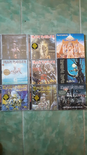 Iron Maiden Cd Original Colleccion