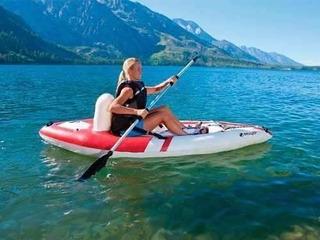 Outdoor Kayak K1 Quikpak Sevylor 2000006974