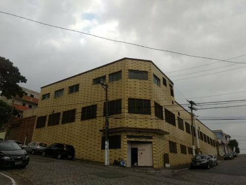Prédio Comercial Para Locação, Vila Aricanduva, São Paulo. - Pr0062