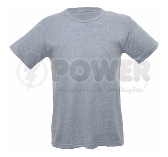 Lote Com 25 Camisas Para Sublimação Coloridas
