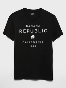 Playeras Banana Republic 100% Originales.