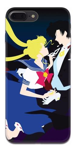 Imagen 1 de 6 de Funda iPhone X 10 8 6 6s 7 5 5s Se Plus Sailor Moon