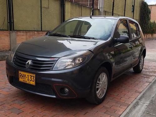 Renault Sandero Gt Line 1.6 2011