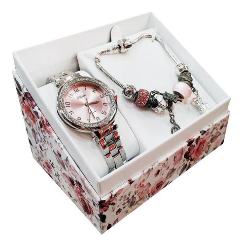 Set Reloj Color De Dama Tienda Que Regalo