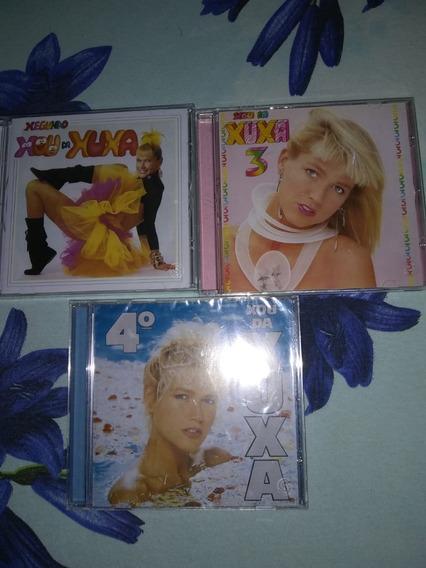 Xou Da Xuxa 2, 3 E 4 - Novos E Lacrados - Todos Originais