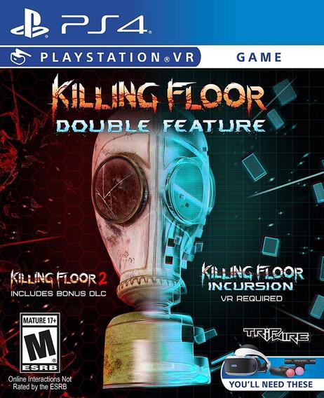 Killing Floor Double Feature - Ps4 - Mídia Física!