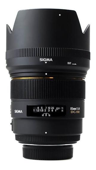 Lente Sigma Dg 85mm 1.4 Art P/ Sony