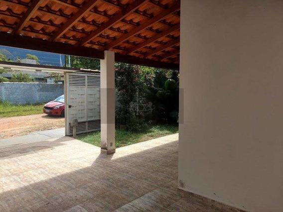 Sobrado Com 2 Dorms, Portal Da Fazendinha, Caraguatatuba - R$ 380 Mil, Cod: 121 - V121