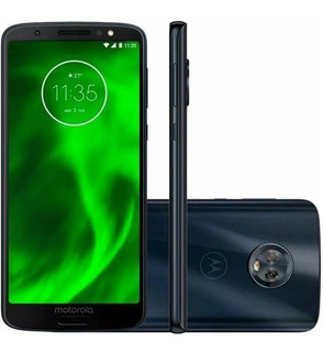 Celular Motorola Moto G6 Dual Chip 32gb 4g +2 Brinde