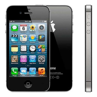 Apple iPhone 4 32gb Desbloqueado, Original Anatel De Vitrine